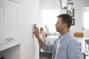 Eco-Friendly Smart Thermostat